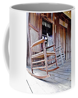 Rocking On The Front Porch Coffee Mug