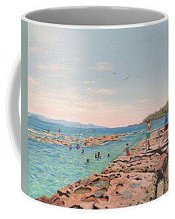 Rockpool At Currarong Coffee Mug