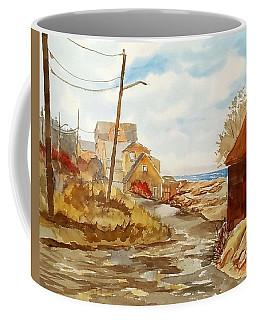Rockport Coast Coffee Mug