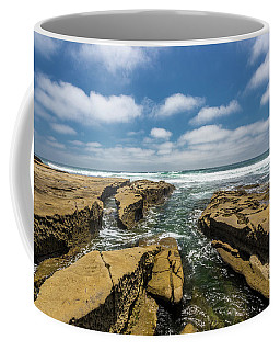 Rocks And Puffies Coffee Mug