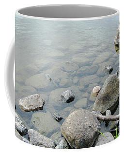 Rocks And Water Coffee Mug