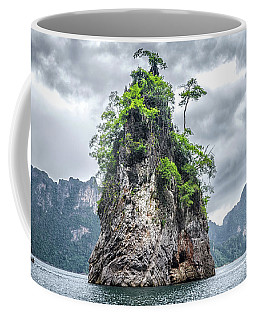 Rocks At Khao Sok Coffee Mug