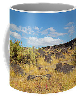 Rocks Celebration Park Idaho Coffee Mug