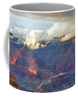 Rocks Fall Into Place Coffee Mug