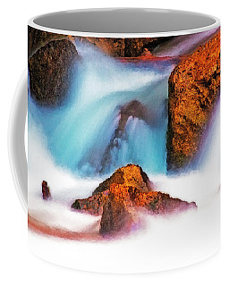 Rocks Of Zion Coffee Mug
