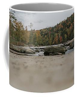 Rocks On Cumberland River Coffee Mug