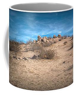 Rocks On The Hill Coffee Mug