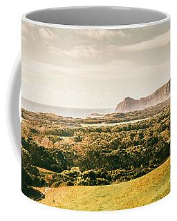 Rocky Capes And Rugged Coasts Coffee Mug