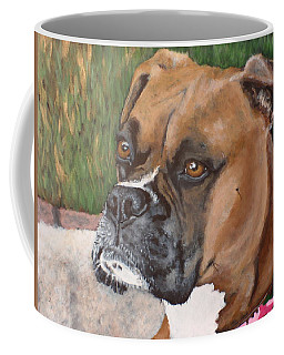 Rocky Cu Coffee Mug