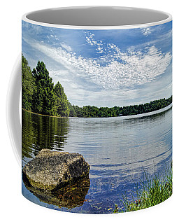 Rocky Fork Lake Coffee Mug