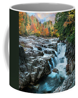 Rocky Gorge Falls Of New Hampshire Coffee Mug
