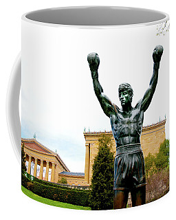 Coffee Mug featuring the photograph Rocky I by Greg Fortier