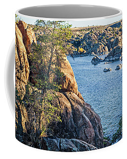 Rocky Lake Coffee Mug