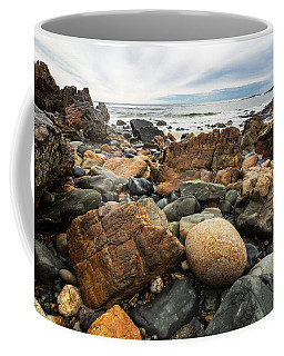 Rocky Maine Coast Coffee Mug