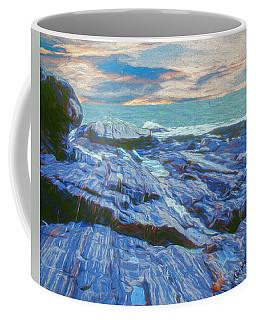 Rocky Maine Coast. Coffee Mug