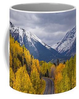 Rocky Mountain Hwy Coffee Mug