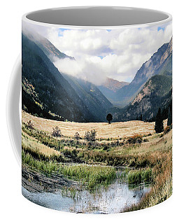 Rocky Mountain National Park Coffee Mug
