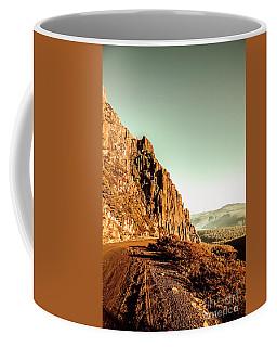 Rocky Mountain Route Coffee Mug