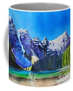 Rocky Mountain Sunrise Coffee Mug