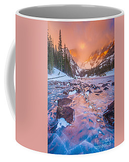 Rocky Mountain Sunrise Coffee Mug