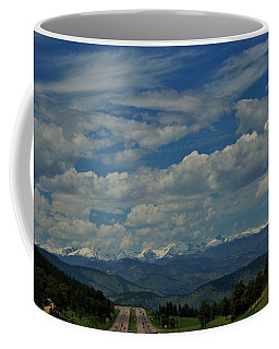 Colorado Rocky Mountain High Coffee Mug
