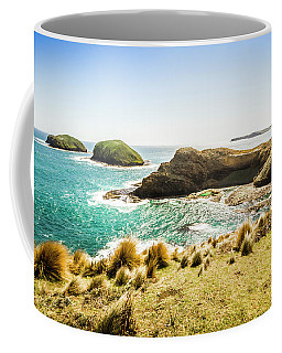 Rocky Ocean Capes Coffee Mug