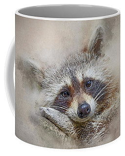 Rocky Raccoon Coffee Mug