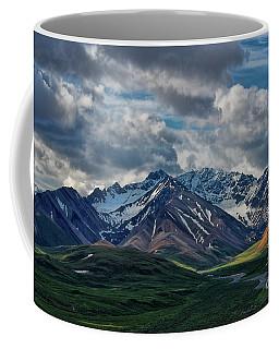 Rocky Range Denali Np Coffee Mug
