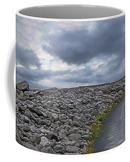 Rocky Road To The Lighthouse Coffee Mug