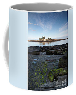 Rocky Shore, New Harbor, Maine #8039-8041 Coffee Mug