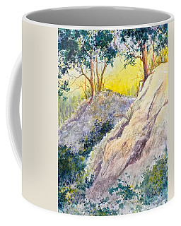 Rocky Slope Coffee Mug