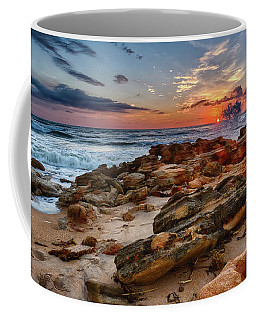 Rocky Sunrise Coffee Mug