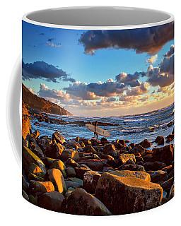 Rocky Surf Conditions Coffee Mug
