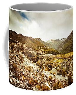 Rocky Valley Mountains Coffee Mug