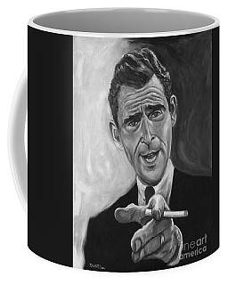 Rod Serling Coffee Mug