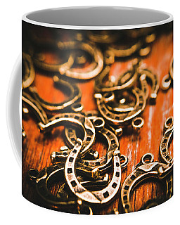 Rodeo Abstract Coffee Mug