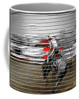 Rodeo Abstract V Coffee Mug