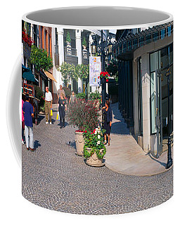 Rodeo Drive, Beverly Hills, California Coffee Mug
