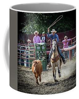Cowboy In Action#1 Coffee Mug