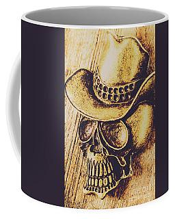 Rodeo Spook Coffee Mug