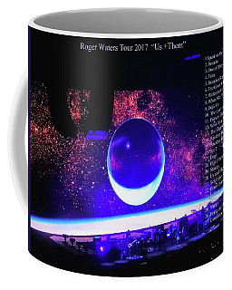 Roger Waters Tour 2017 Show In Portland Or Coffee Mug
