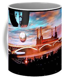 Roger Waters Tour 2017 - Welcome To The Machine Coffee Mug