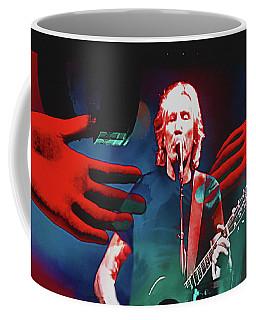 Roger Waters Tour 2017 - Wish You Were Here II Coffee Mug