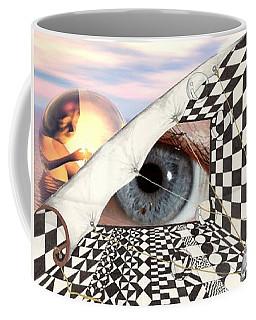 Roll Back Coffee Mug