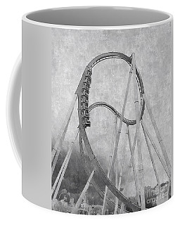 Hulk Roller Coaster Ride Coffee Mug