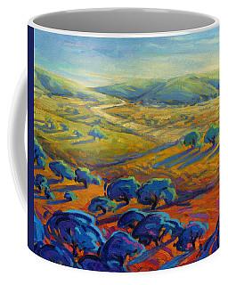 Rolling Hills 3 Coffee Mug