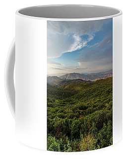 Rolling Hills Of Chaparral Coffee Mug
