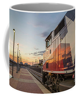 Rolling Into The Sunset Coffee Mug