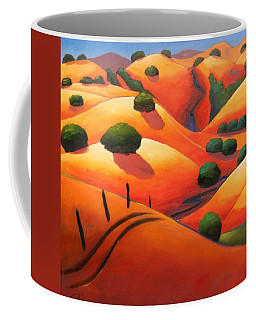 Rolling On Coffee Mug