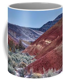 Rolling Red Coffee Mug